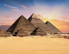 К чему снятся пирамиды?